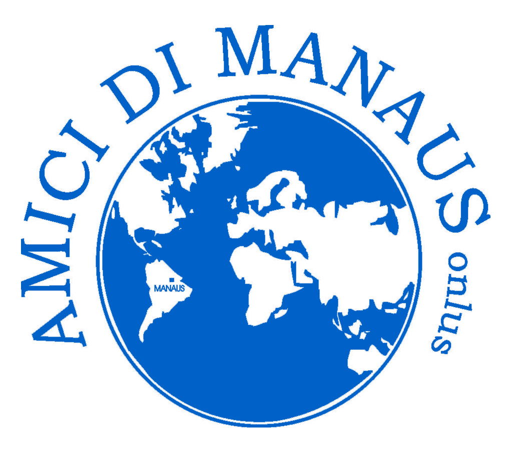 AMICI DI MANAUS Logo Associazione
